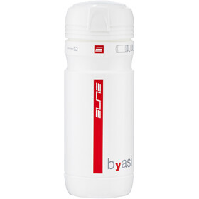 Elite Byasi Botella Transportable 0.5 l, glossy white